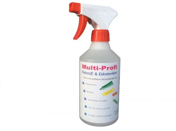 Multi Profi Klebstoff- und Etikettenlöser 0,5 Liter - Bild