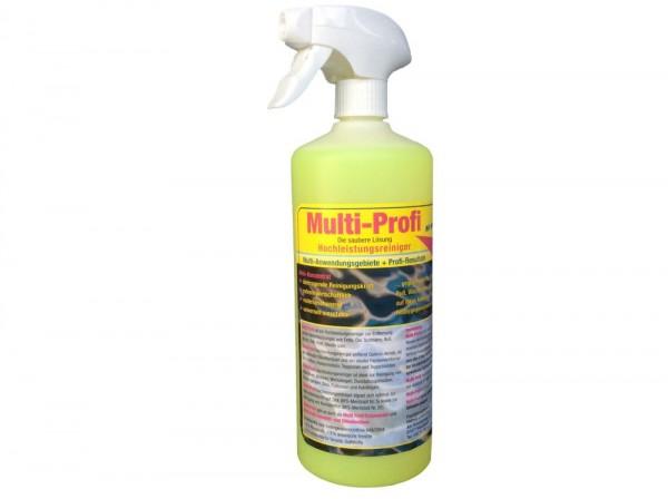 Multi Profi Hochleistungsreiniger 1,0 Liter Sprühflasche - Bild