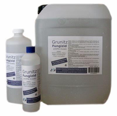Grunitz Fungizid - Bild